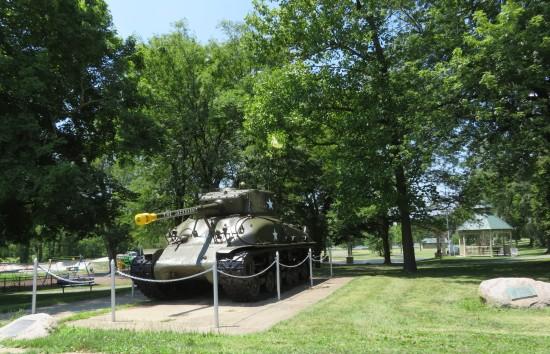 Jackrabbit tank!
