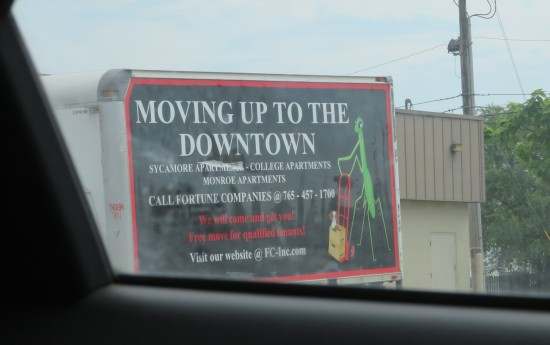 KokoMantis billboard!
