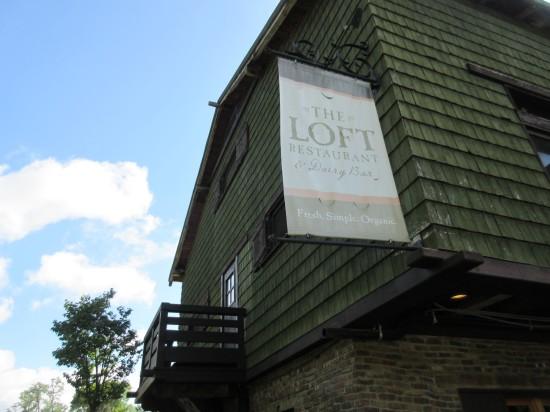 The Loft!