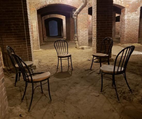 Threshold Choir chairs!