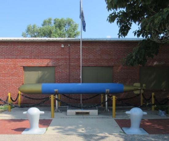 USS Grayback torpedo!