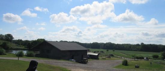 utility barn!