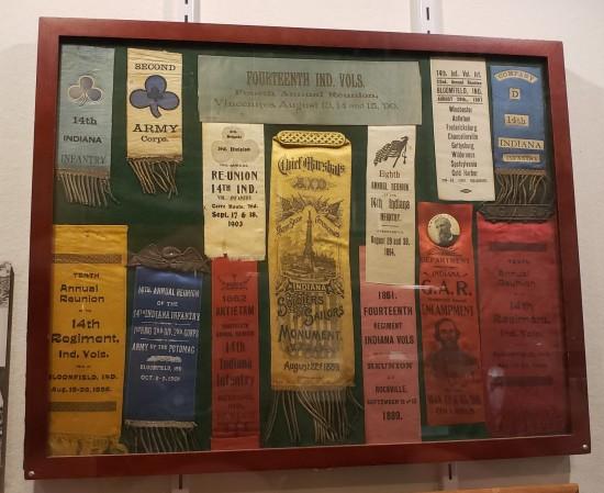 war ribbon collection!