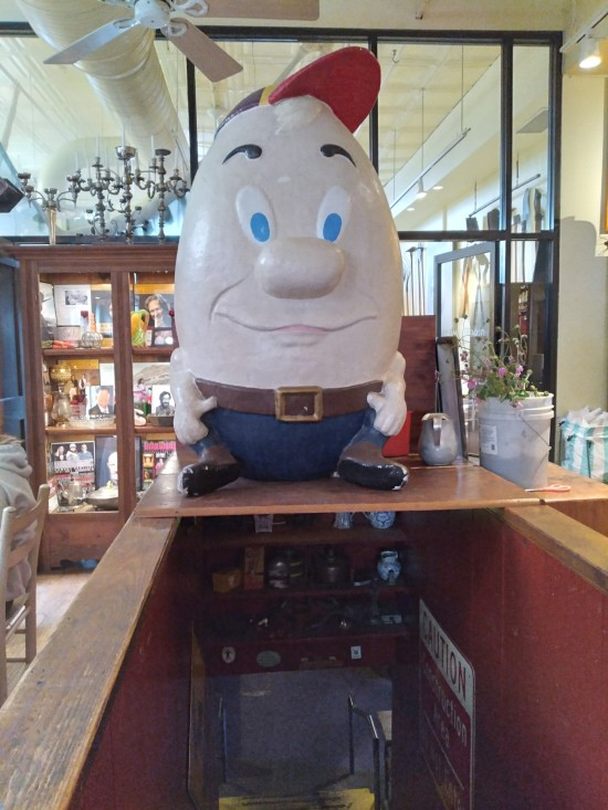 Humpty Dumpty!