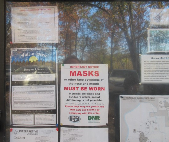 Masks Sign!
