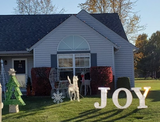 November joy!