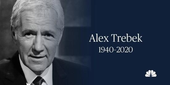 Trebek 1940-2020.