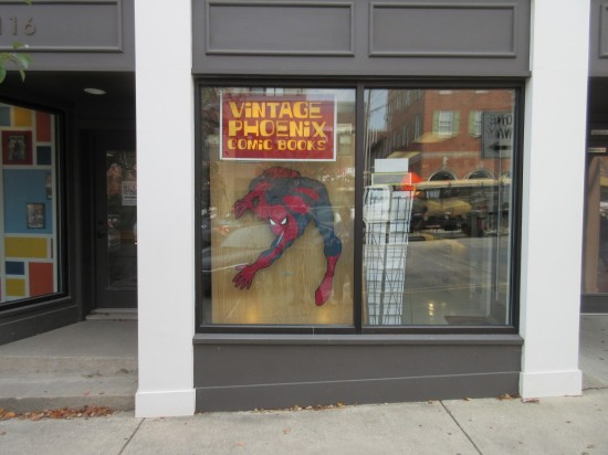 Vintage Phoenix Comic Books in Bloomington, Indiana