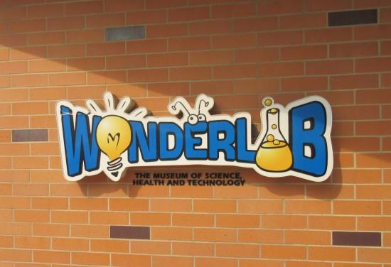 WonderLab logo.