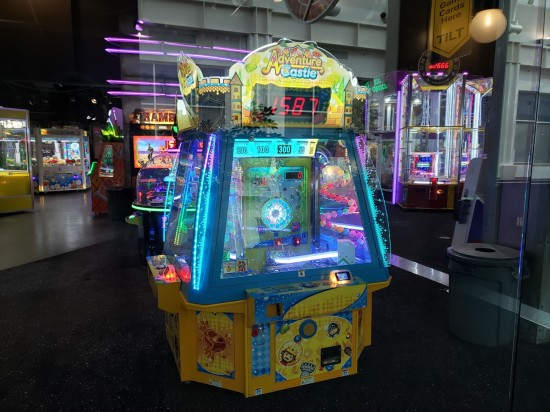 Video Arcade!