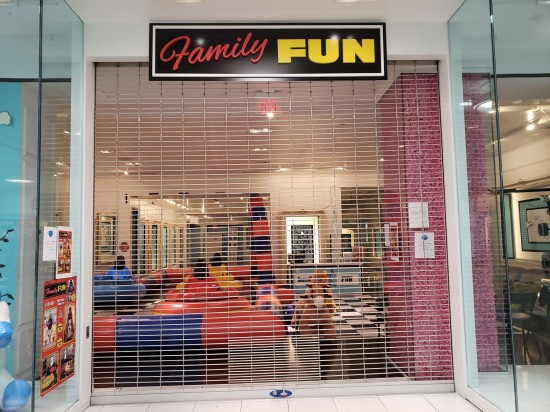 Family Fun Closed.