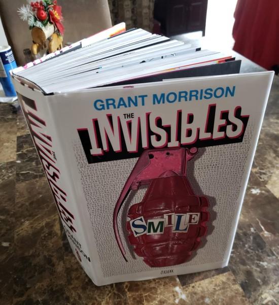 Invisibles Omnibus!