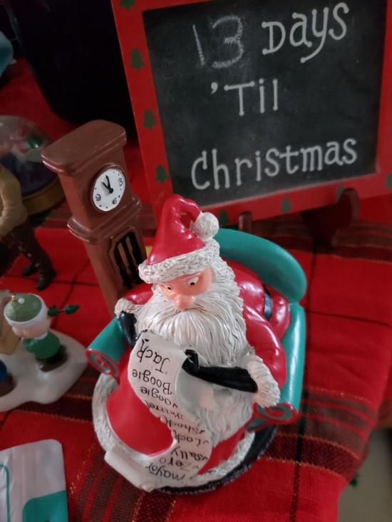Santa Countdown!
