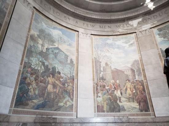 George Rogers Clark murals!