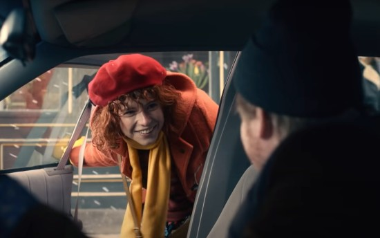 "Jessie Buckley in ""I'm Thinking of Ending Things""."