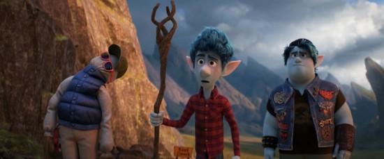 """Pixar's """"Onward"""" brothers."""