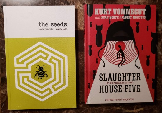 The Seeds and Slaughterhouse-Five.