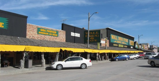 Wall Drug, South Dakota.