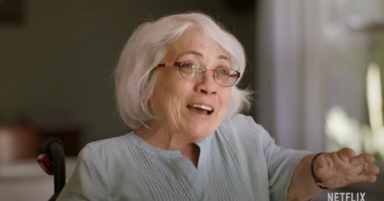 """Ann Cupolo Freeman from """"Crip Camp""""."""
