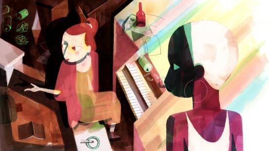 Genius Loci animated short