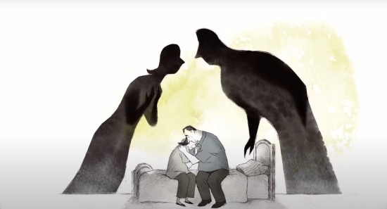 If Anything Happens I Love You. Animated Short.