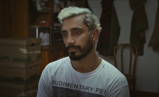 "Riz Ahmed in ""Sound of Metal""."