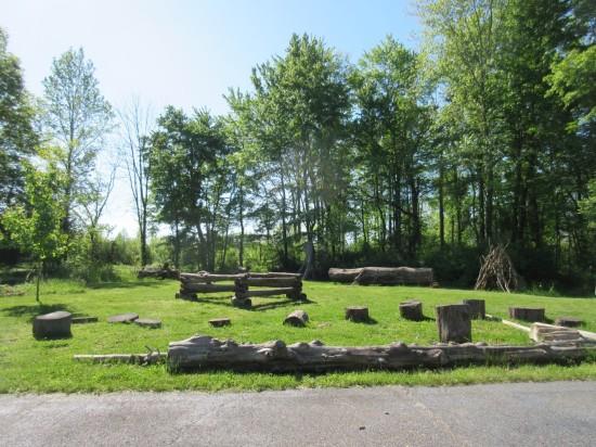 Muscatatuck playground.