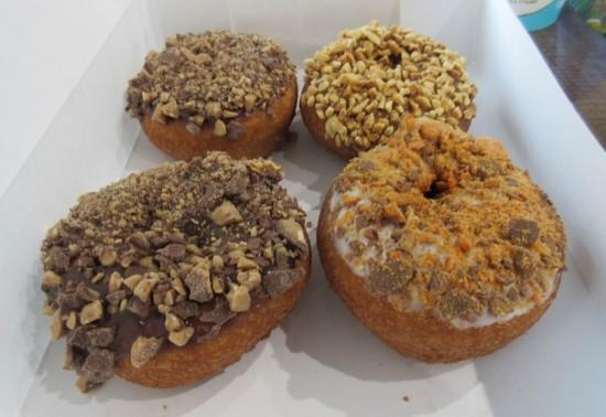 donuts at Ohana donuts.
