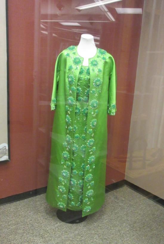Woman's robe.