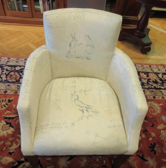 book chair.
