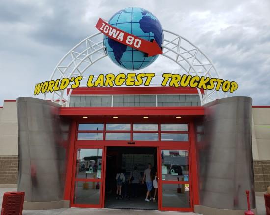 Iowa 80 Truck Stop!