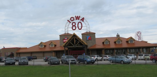 World's Largest Truck Stop!