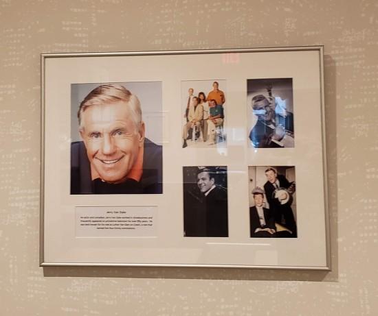 Jerry Van Dyke tribute.