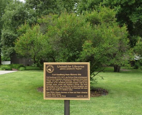 Carl Sandburg State Historic Site!