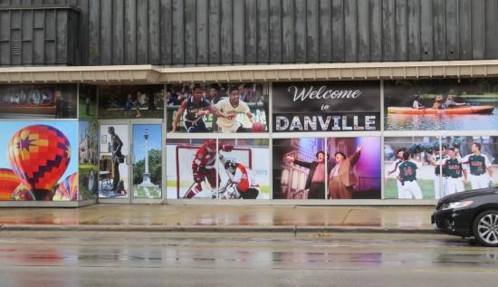 Danville Illinois!