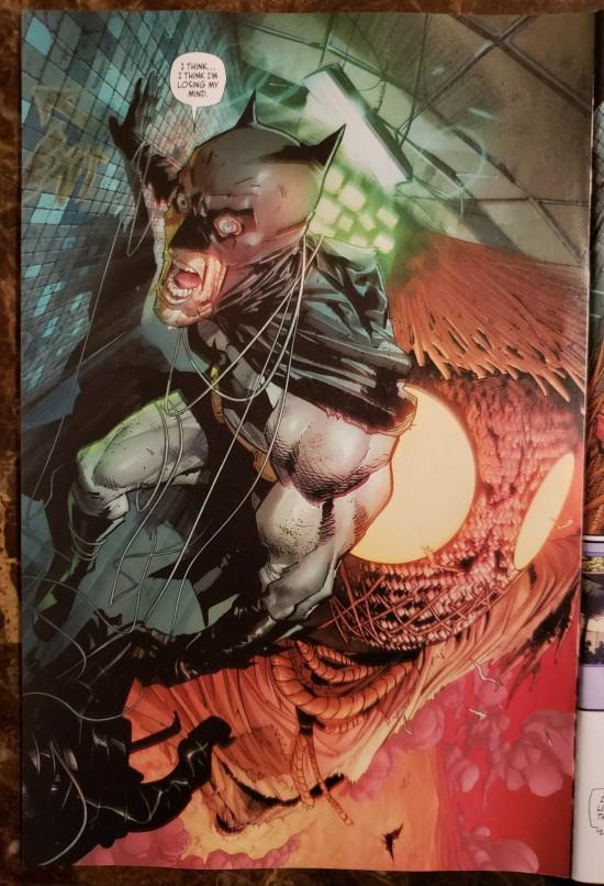 Batman by Jorge Jimenez!