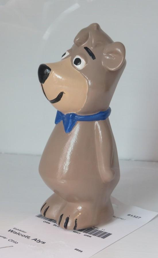 Boo-Boo Bear!