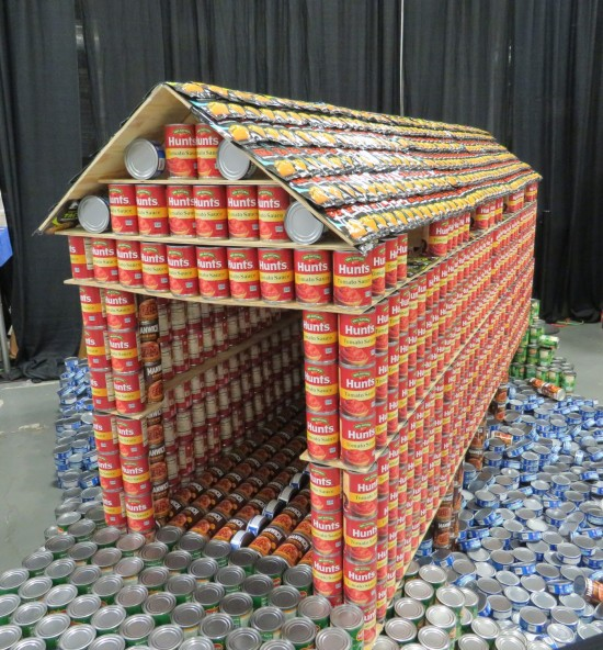 canned covered bridge!