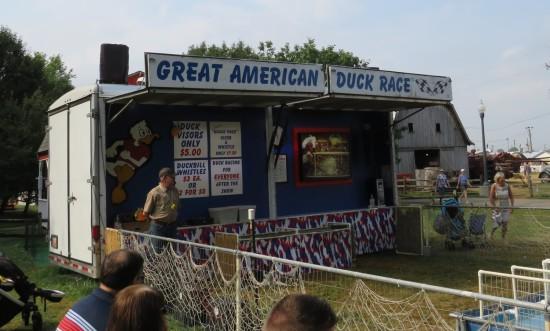 Great American duck base.