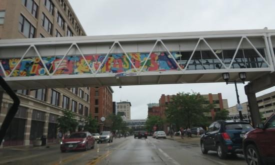 Five Seasons bridge!