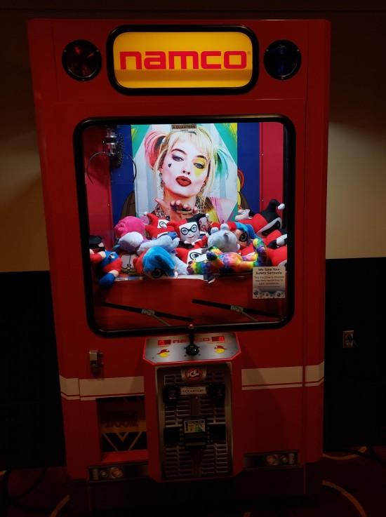 Harley Quinn Crane Game!