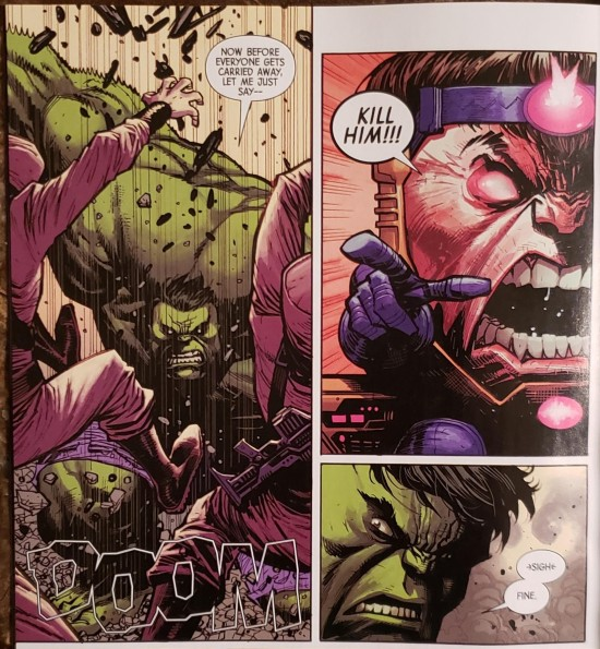 Hulk by Ryan Ottley!