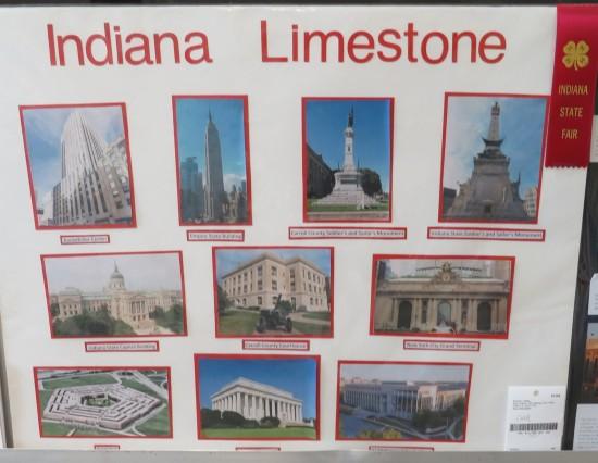 Indiana Limestone poster!