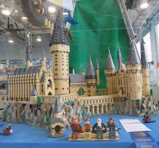 Lego Hogwarts!