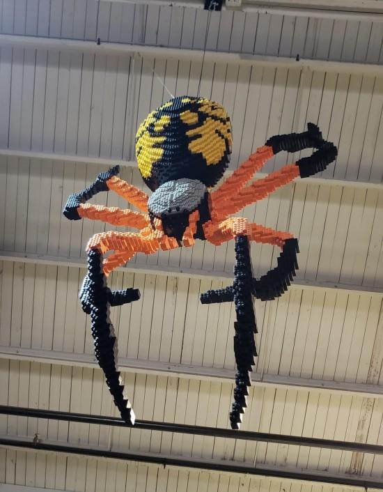 Lego spider!