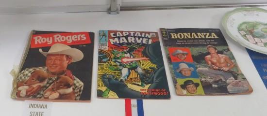 old comic books!