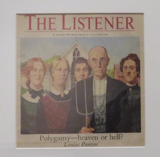 Listener Polygamy Gothic.