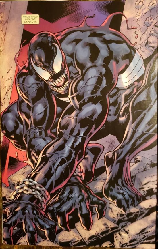 Venom by Bryan Hitch!