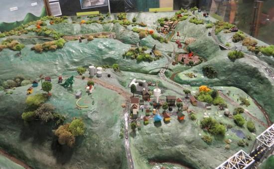 State Fair water diorama!!