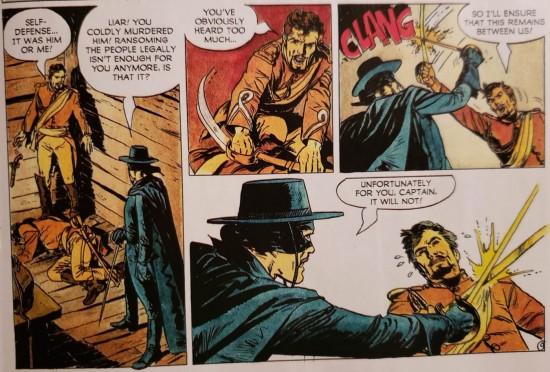 Zorro Anonymous Old Comics.